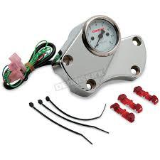 cobra billet electric tachometer 601 1100 harley davidson