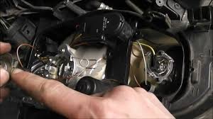 car light bulb replacement ford focus headlight bulb change 2005 youtube