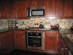 kitchen backsplash in kitchen excellent maple kitchen cabinets