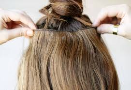 hair extension types different types of hair extensions for hair on and