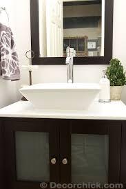 best 25 vessel sink vanity ideas on pinterest bathroom sinks