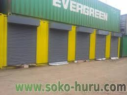 soko huru ads 11898 40ft container stalls for sale