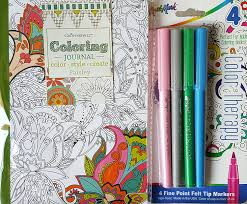 amazon com crownjewlz coloring journal