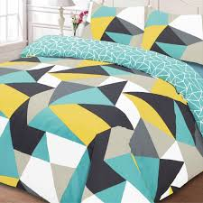 Geometric Duvet Cover Geometric Bedding Best 25 Geometric Bedding Ideas That You Will