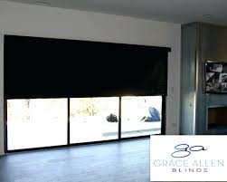 Roller Shades For Sliding Patio Doors Pull Shades Drop Shades For Patio Pull Shades