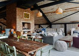 Soho House Furniture Rustic Luxury On Offer At Latest Soho House Outpost A Converted