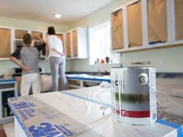 best paint finish for kitchen cabinets the best paint for painting kitchen cabinets kitchn