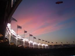 yankee stadium home run lights from the dugout to the endzone to the links from tallahassee to