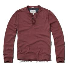Abercrombie And Fitch Resume New Abercrombie U0026 Fitch L S Shirt For Men A U0026f Deer Brook Henley