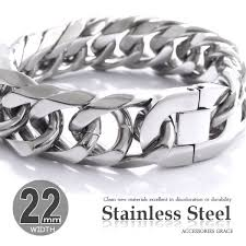 stainless mens bracelet images Accessories grace rakuten global market mens bracelet stainless jpg