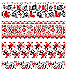 ukrainian embroidery ornament stock vector day908 4807176
