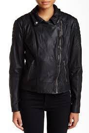 black leather biker jacket muubaa indus leather biker jacket nordstrom rack
