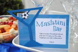 Mashtini Bar Toppings Soccer Mom Happy Hour Crafty And Sweet Treats