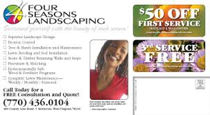 Landscaping Advertising Ideas Landscaping Postcards Landscaping Direct Mail Campaigns