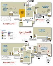 maps providence sacred heart medical center u0026amp children u0026 39 s