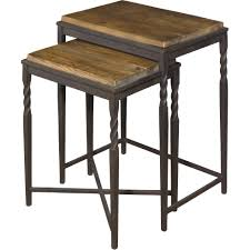 Patio Accent Table by Nesting Tables For Living Room Nesting Tables For Outdoors