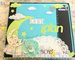 Personalized Scrapbook The 25 Best Baby Boy Photo Album Ideas On Pinterest Mini Albums