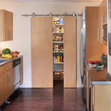 kitchen pantry doors kitchen contemporary with accordion doors