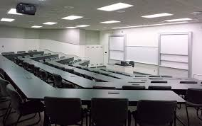 Lecture Hall Desk Facility Highlights Of Management University At Buffalo