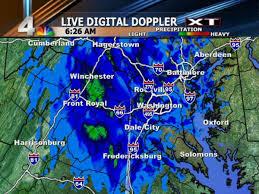 United States Doppler Weather Radar Map by Watch Live Doppler Radar Nbc4 Washington