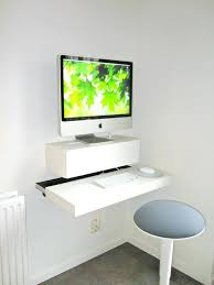 Desk For A Small Space Small Wall Desks Wall Mounted Desks For Saving Space Small Wall