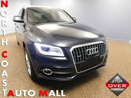 Audi Q5 8 Speed Tiptronic - 2014 used audi q5 quattro 4dr 3 0t premium plus at north coast
