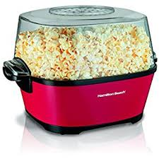 popcorn maker target black friday amazon com west bend 82306 stir crazy 6 quart electric popcorn