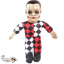 scary animated talking haunted house baby doll halloween horror