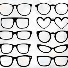 Hipster Glasses Meme - hipster glasses etsy