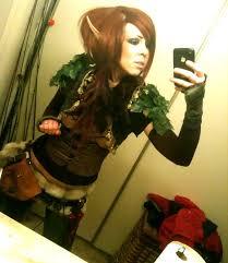 halloween archer costume elf hunter ish costume by natatronic on deviantart