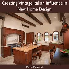 italian décor influencing design throughout history dig this design