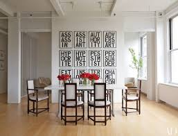Dining Room Decor In New York City Photos Architectural Digest - Dining room area