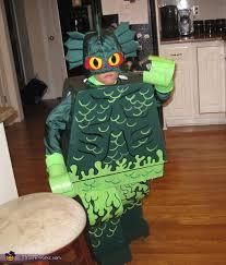 Kids Lego Halloween Costume Lego Swamp Creature Costume Swamp Creature Homemade Costumes