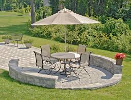 Crushed Stone Patio Home Design Lovely Ideas For Small Patios - Small backyard patio design