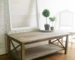Cottage Coffee Table Cottage Coffee Table Etsy