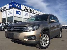 volkswagen suv 2015 used volkswagen tiguan for sale hamilton on cargurus