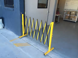 expandable trellis barrier u2013 bollards qld australia