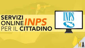 cassetto previdenziale cittadino inps servizi inps per il cittadino richiesta pin e