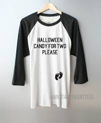 maternity halloween shirt halloween candy for two shirt