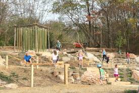 legacy parks foundation opens kids play area at baker creek