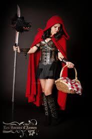 evil red riding hood makeup mugeek vidalondon