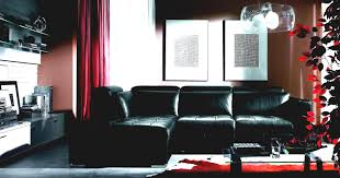 Decorate Living Room Black Leather Furniture Ikea Bright Colors Chairs In Modern Home Living Room Furniture