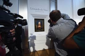 da vinci painting lost salvator mundi goes up for auction