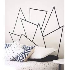 Design Wall Art Best 25 Washi Tape Wall Ideas On Pinterest Washi Tape Wallpaper