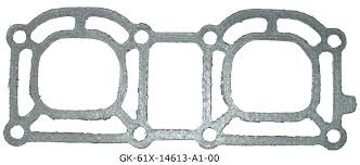amazon com yamaha 701 exhaust pipe manifold gasket 61x 14613 a0