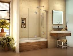 opinion about glass shower doors for bathroom minidecorideas