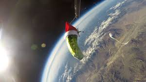 come on don u0027t you want a space pickle for your christmas tree