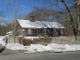 elisha allen house rehoboth ma new england homes places and