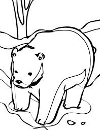 100 little bear coloring pages goldilocks and the three bears