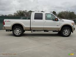 ford f250 king ranch white wallpaper 1024x768 33862